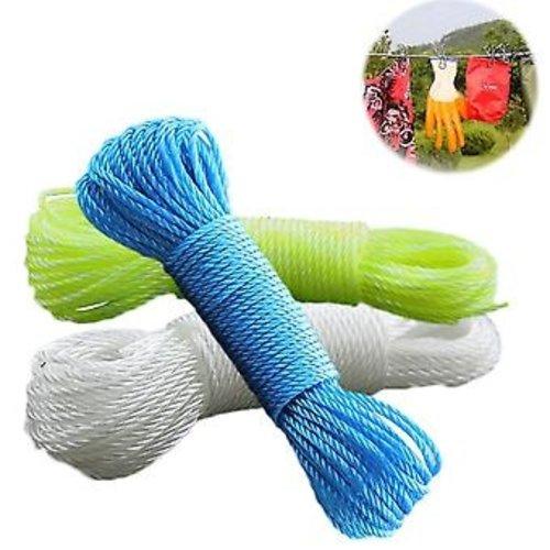 Clothes Rope Clothes Rope Outdoor Wasserij Nylon Waslijn Kleding Handdoeken Lijn Touw String  20m