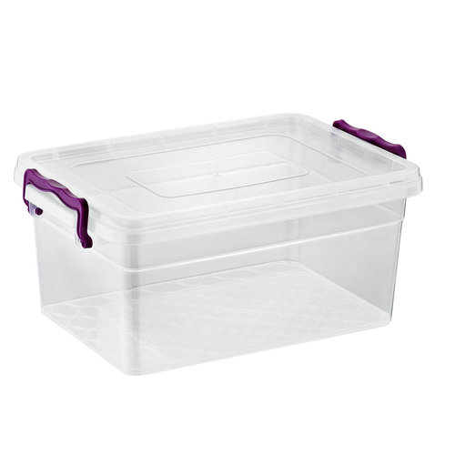 Asude Saklama Kabi 1,25lt Storage Box