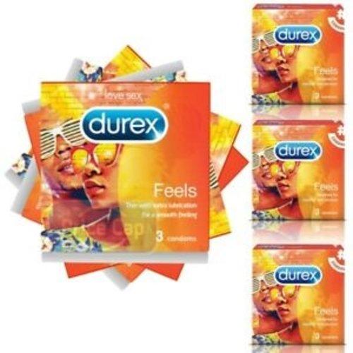 Durex Durex Condooms  Feels 3 pack