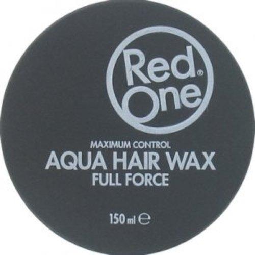 RedOne Red One Haarwax - QuickSilver Aqua Hair Wax Full Force 150 ml