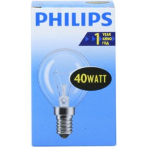Philips Philips standaard 40W E14 230V P45-10 ds