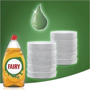 Fairy Fairy Afwasmiddel  Clean Fresh Citrus Grove  820 ml