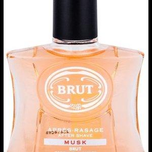 Brut Brut aftershave 100ml musk unboxed
