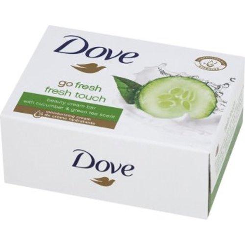 Dove Dove Toiletzeep 100gr. Fresh Touch Komkommer