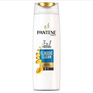 Pantene Pantene Shampoo 3 in 1 Classic Clean 300 ml