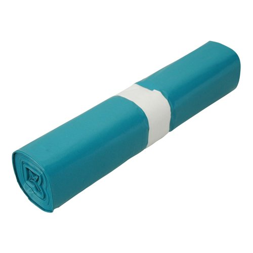 LDPE Afvalzakken - Blauw T55  70x125 10stl -20DS-591