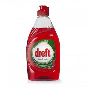 Dreft Dreft  Afwasmiddel  Granaatappel 383 ml
