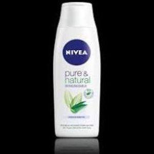 Nivea Nivea Reinigingsmelk, elke huidsoort, Bio Argan Olie & Bio Aloe Vera 200ml