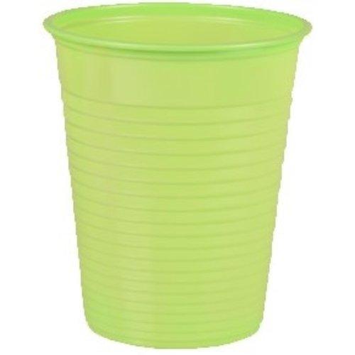 Onbekend Beker 185cc Groen- 50 st (30 x 50)