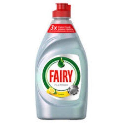 Fairy Fairy Afwasmiddel  Platinum Citroen 383 ml