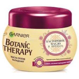 Garnier Garnier Botanic Therapy Ricinus Oil & Almond Masker 300ml