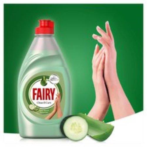 Fairy Fairy Afwasmiddel  Aroma Aloe vera &  Pepino 1015 ml
