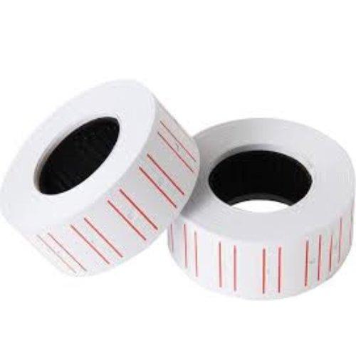 Eda Eda prijsrol stickers prijsrollen,prijsrol etiketten wit - 23x15cm 4000 stuks