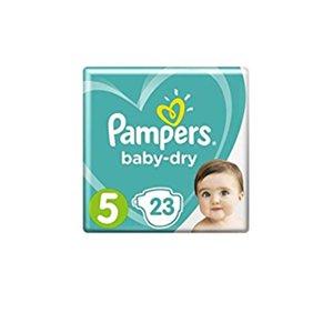 Pampers Pampers Baby Dry Luiers Maat 5 Luiers 23 Stuks(11-16kg)