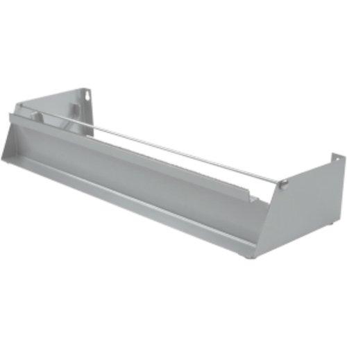 Afroller, Metaal, Dispenser voor 45 cm aluminium folie houder
