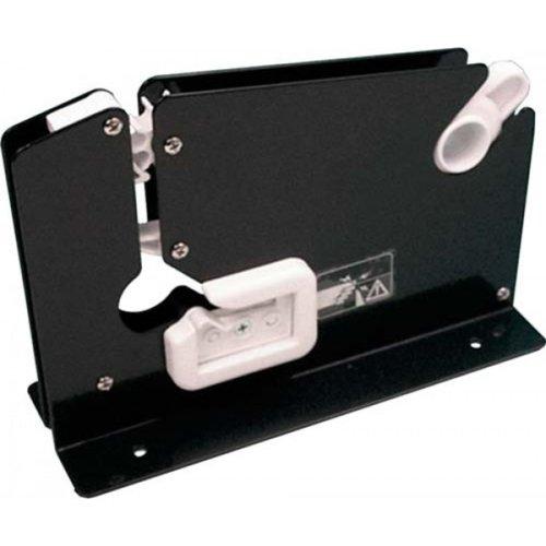 Zakkensluiter, 9mm,metaal zwart