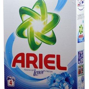 Ariel Ariel Waspoeder touch of lenor 400g/4sc