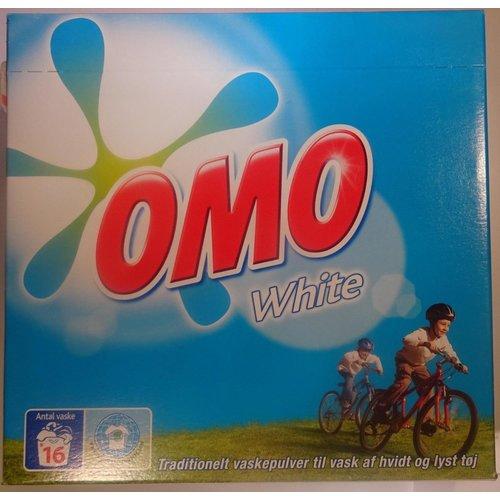 Omo Omo Waspoeder - White 1.336 kg 16 sc