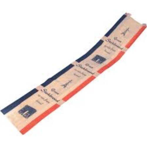 Onbekend Zak, Brood- en banketzak, Papier, 10.4/ 8x58cm, Franse serie,10 KG