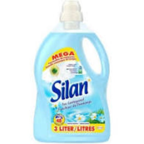 Silan Silan Wasverzachter - Fris Lentegevoel Blue 3L/40SC