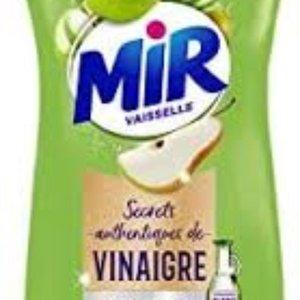 Mir Vaisselle  Afwasmiddel Appel&Peer Met Azijn (Pomme-Poire)750ml