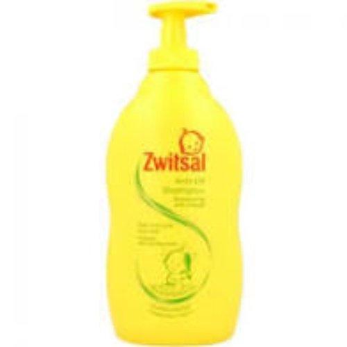 Zwitsal Zwitsal Shampoo Pompje met Anti-Prik Formule 400 ml
