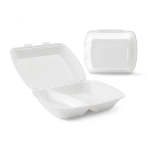 KLNC KLNC bak, Foam, 2-vaks, menubak, wit, 125 st