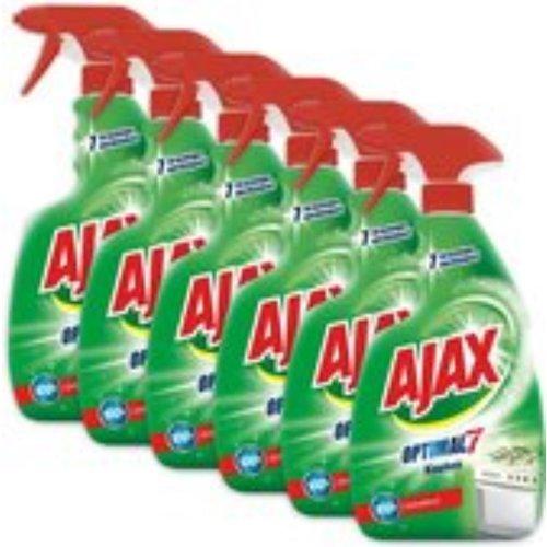 Ajax Ajax Keukenspray – Optimal 7 - verwijdert eenvoudig vet van alle keukenoppervlakken 750 ml