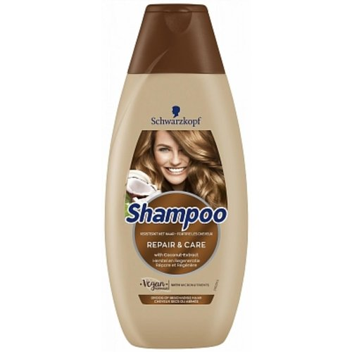 Schwarzkopf Shampoo Repair & Care 400 ml