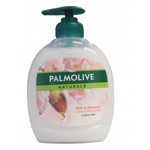 Palmolive Palmolive Handzeep Vloeibare Naturals Melk & Amandel 300 ml