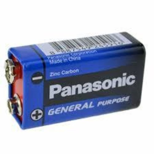 Panasonic Panasonic General Purpose 9V Block Batterij