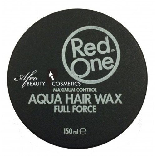 RedOne RedOne Full Force Aqua Hair Gel Wax QuickSilver 150 ml