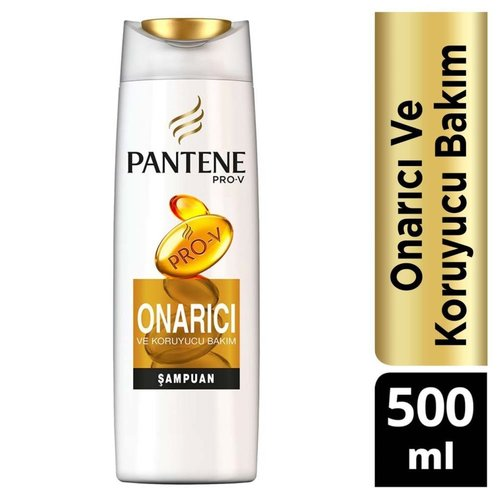 Pantene Pantene Shampoo Repair & Care  500 ml