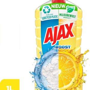Ajax Ajax Allesreiniger Boost Soda en Citroen 1 Liter