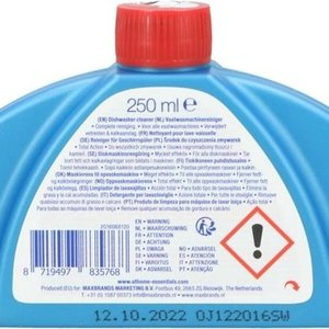 At Home At Home Clean Dishwasher Cleaner 250ml