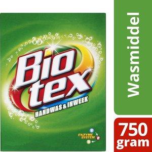 Biotex Biotex Waspoeder Handwas & Inweek - 750 gram