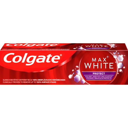 Colgate Colgate Toothpaste 75ml Max White Protect