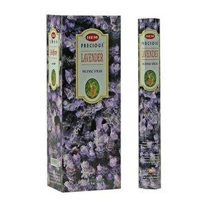 HEM Wierook Precious Lavender Hexa Luchtverfrisser Geurkaarsjes
