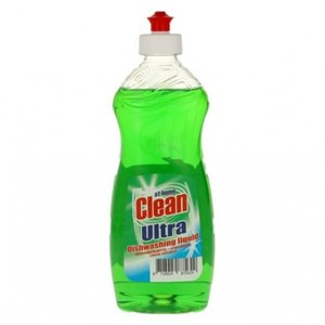 At Home At Home Clean Ultra Afwasmiddel Groen 500 ml