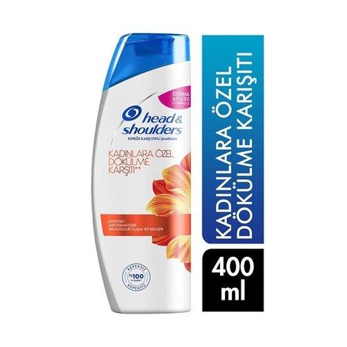 Head & Shoulders Head & Shoulders Special Voor Vrouwen met  Anti-haaruitval  400 ml  Shampoo
