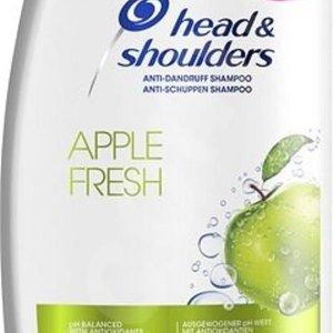 Head & Shoulders Apple Fresh anti-roos Shampoo, 900 ml