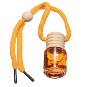 Eda Eda Auto luchtverfrisser in glazen flesje mix geur,Geurverfrisser- Luchtverfrisser - Auto Verfrisser