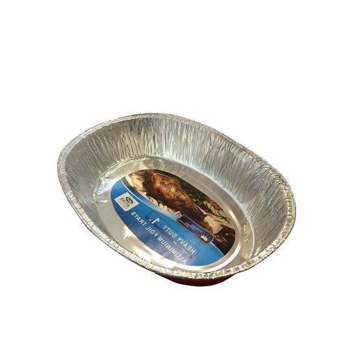 Eda Eda Bak, Aluminium, 370 x270x70mm, Bak Baklava Ovaal