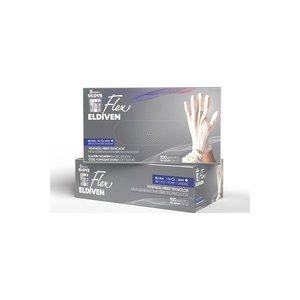 Reflex Plastic Handschoenen Gloves Wit  100st