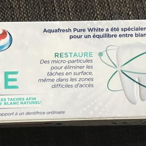 Aquafresh Aquafresh Tandpasta 75ml Pure White