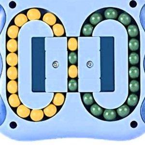 Onbekend IQ Ball - Magic Bean - Cube - Blauw - Anti Stress - Speelgoed - Educatief - Brain game
