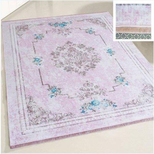 Majestik Majestik 1300 Roze Wasbaar tapijt 160x230