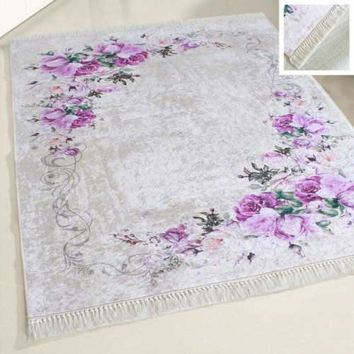 Caimas Caimas 2210 Wasbaar tapijt Bloemen 160x230