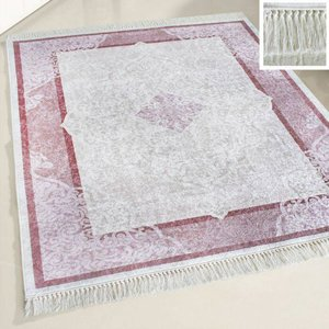 Caimas Caimas 2511 Wasbaar tapijt Lila Rosa 160x230
