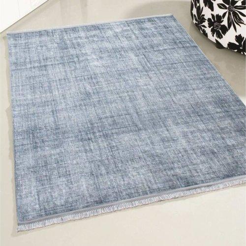 Caimas Caimas 2831  Wasbaar tapijt Modern grijs 160x230